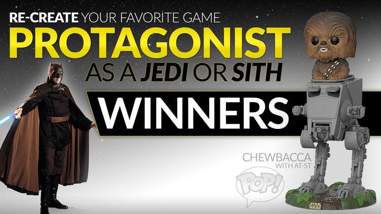 Star Wars POP! Vinyl contest winners announced