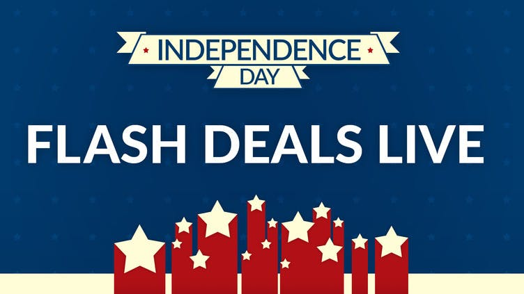 Independence Day Flash Sale live - Deals every hour
