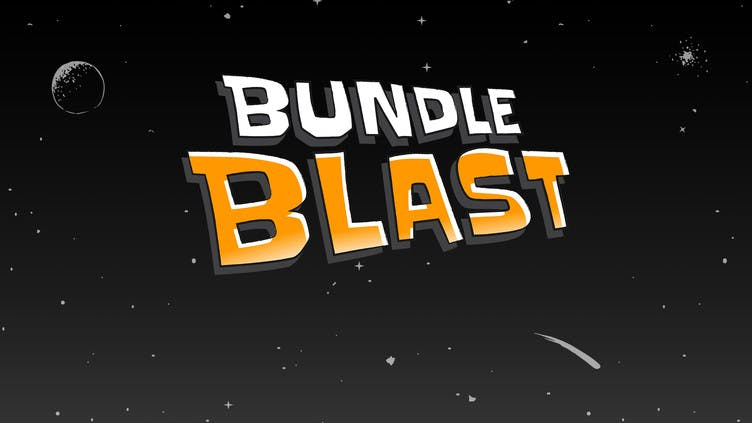 Bundle Blast - Get ready for stellar Steam game deals with Fanatical