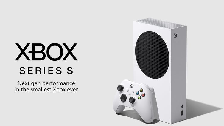 Xbox Series S console and price officially announced