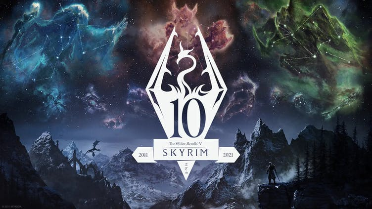 The Elder Scrolls V: Skyrim Anniversary Edition - Features and what's included