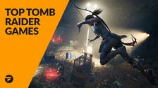 Top rated Tomb Raider Steam PC games