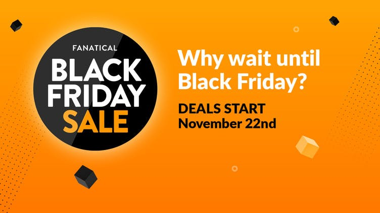 Black Friday starts early - Get ready for over 1,200 game deals