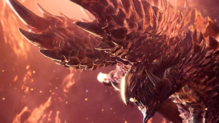 Capcom reveals new release date for Alatreon and teases new monster for Iceborne