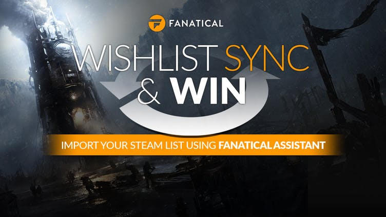 Chance to win $100 to spend on Steam PC games with Fanatical Assistant