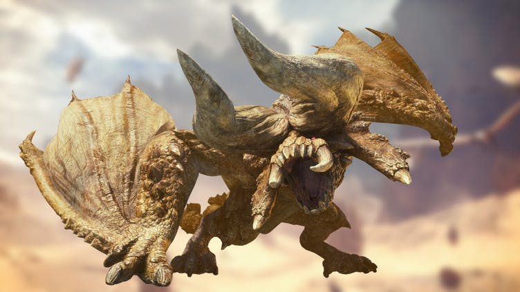 First Generation monsters in Monster Hunter: World