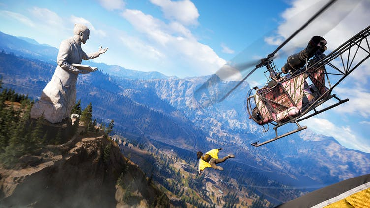What are critics saying about Far Cry 5