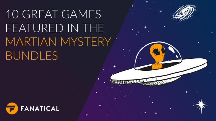 10 great Steam games featured in the Martian Mystery Bundles