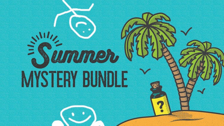 Games you could find in Fanatical's Summer Mystery Bundle