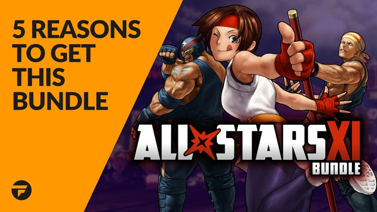 5 reasons why you need to buy the All Stars XI Bundle