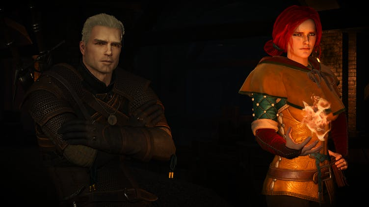 Henry Cavill mod changes Geralt's look in The Witcher 3: Wild Hunt PC