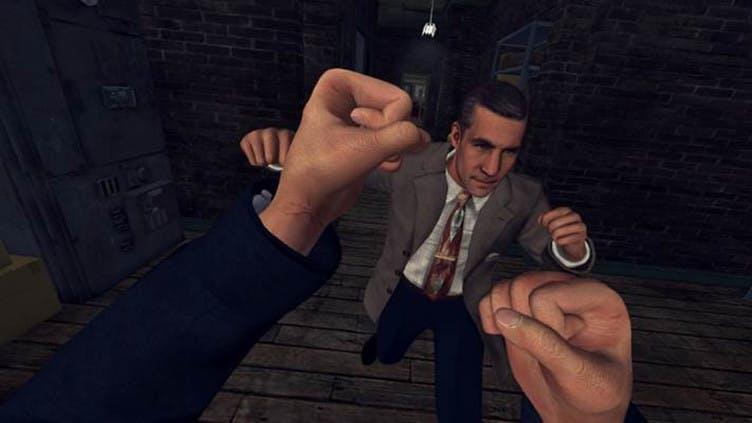 L.A Noire: The VR Case Files available now