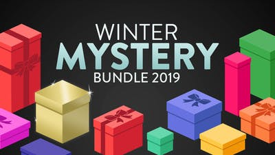 What games could you find in the Winter Mystery Bundle