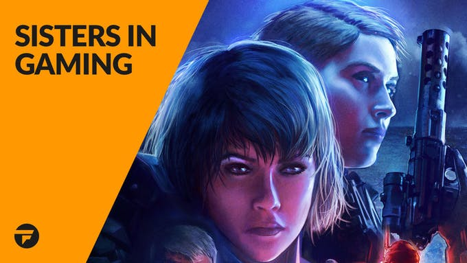 Sisters in gaming -  Our pick of video game siblings