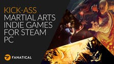 Kick-ass martial arts indie games for Steam PC