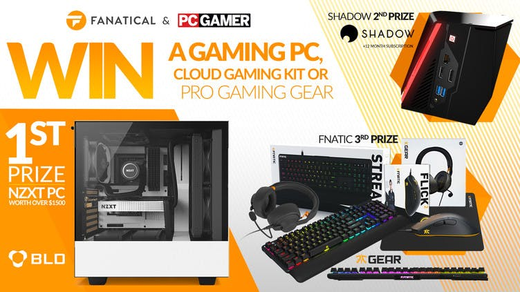 Level up your gaming experience - Win red hot PC prizes worth over $2400