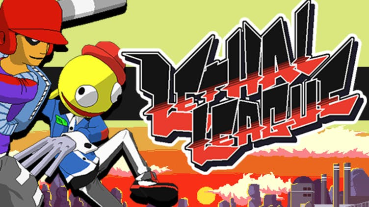 Lethal League 10,000 Steam key giveaway