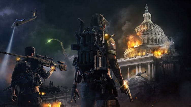 The 50+ weapons available in Tom Clancy's The Division 2