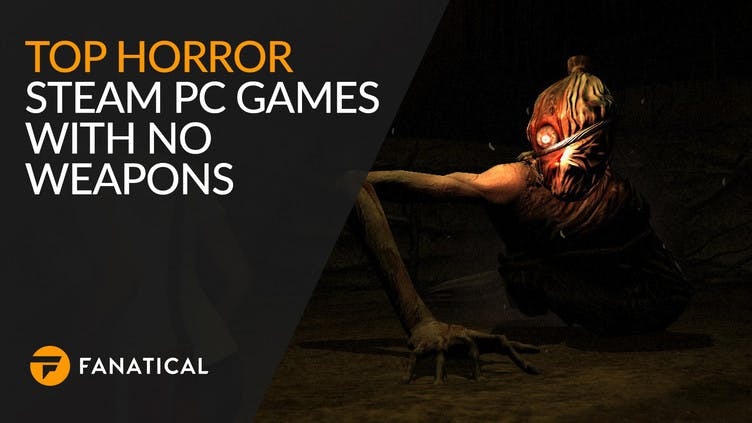Top horror Steam PC games without weapons