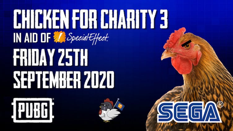 Fanatical joins SpecialEffect's Chicken for Charity 3 event roster