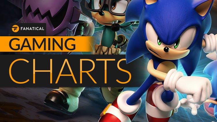 Fanatical PC Gaming Charts - November 17th 2017