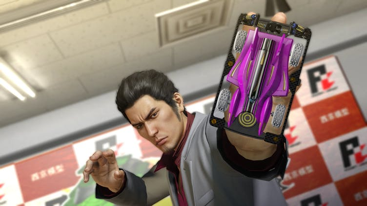 The best Yakuza games for PC gamers