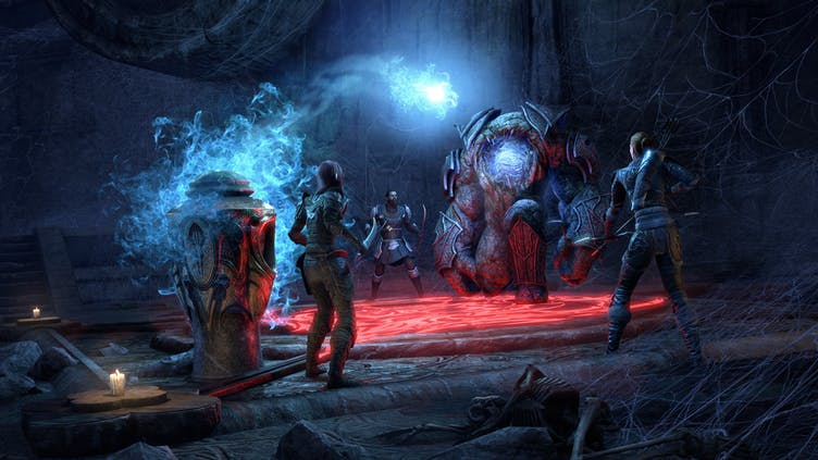 The best massively multiplayer games for PC gamers