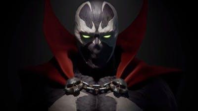 New Spawn trailer arrives for Mortal Kombat 11