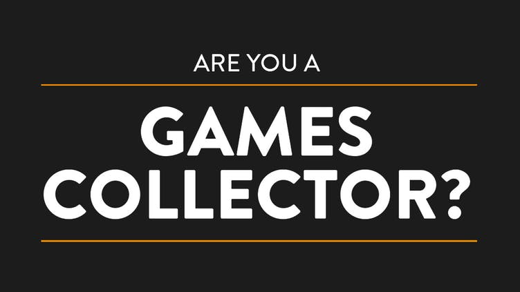 How many games are you away from becoming a 'Games Collector'?