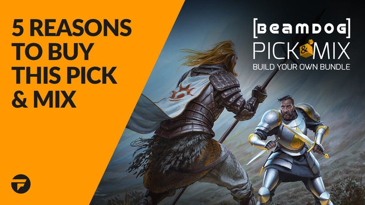 5 reasons why you need to check out the Beamdog Pick & Mix