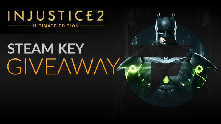 Fanatical Injustice 2 Ultimate Edition giveaway - Win a copy of the game