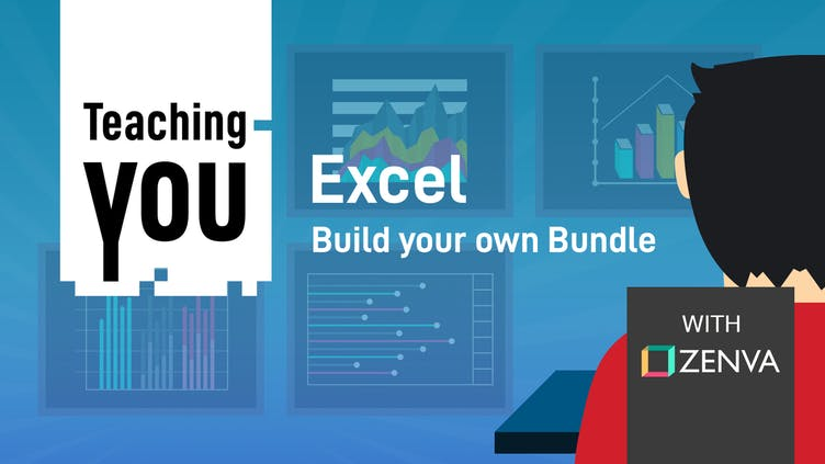 Excel Build your own Bundle with Zenva - 5 key things you can learn