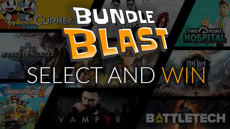 Pick and win top Steam PC bundles with Fanatical
