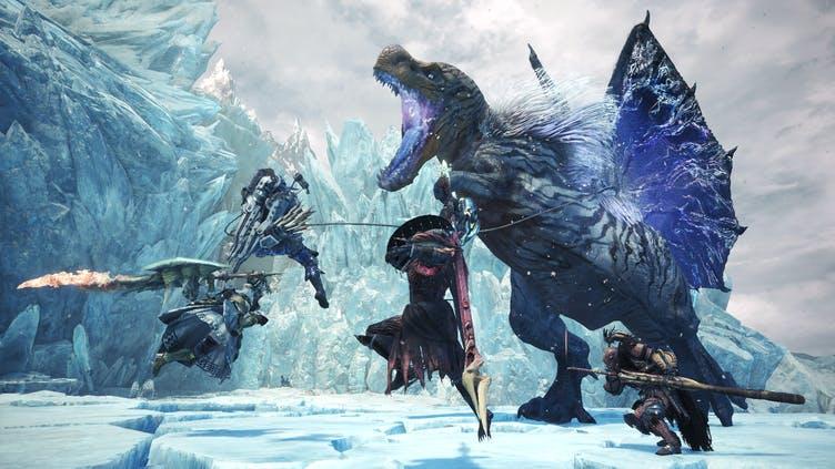 Monster Hunter: World - Iceborne ending will be difficult says Capcom