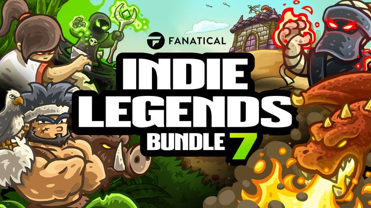 BundleFest kicks off with the Indie Legends 7 Bundle