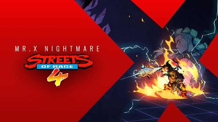Streets of Rage 4's Mr. X Nightmare update adds new playable characters and content