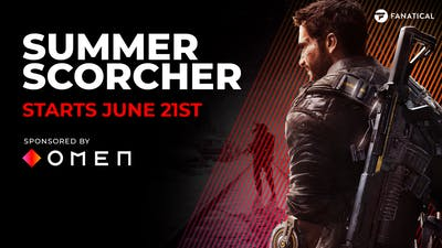 Get ready for Summer Scorcher - Hot deals on amazing PC games
