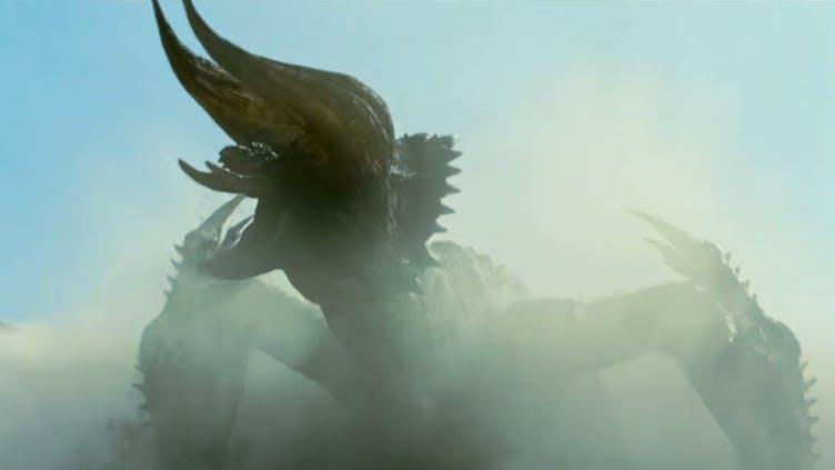 Watch the full length Monster Hunter movie trailer ahead of December release