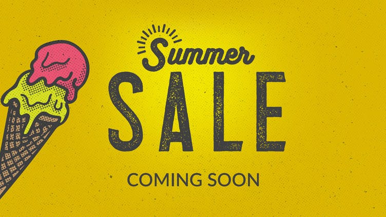 Get ready for scorching Steam game deals in the Fanatical Summer Sale