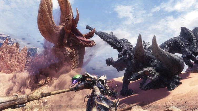 Monster Hunter World Gamer S Top Questions Answered Fanatical