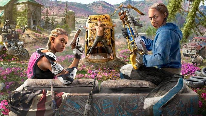 Michelle & Louise (Far Cry New Dawn)