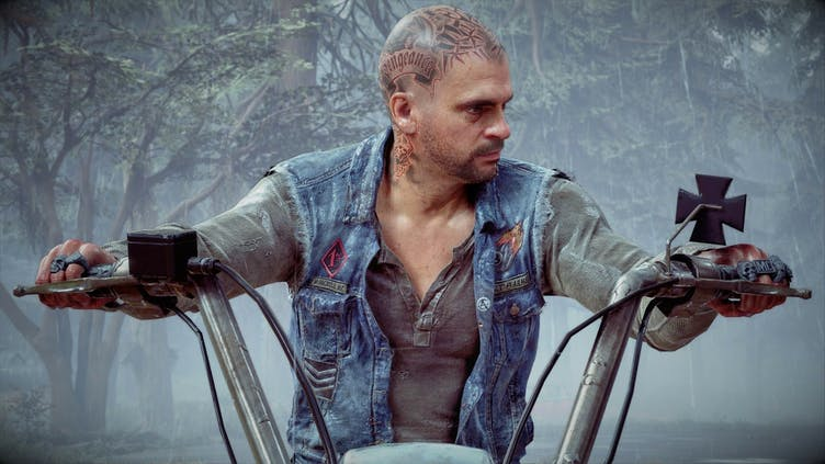 Days Gone - Meet the main characters