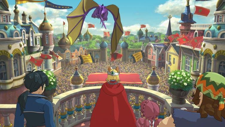 Critics scores for Ni no Kuni II: Revenant Kingdom