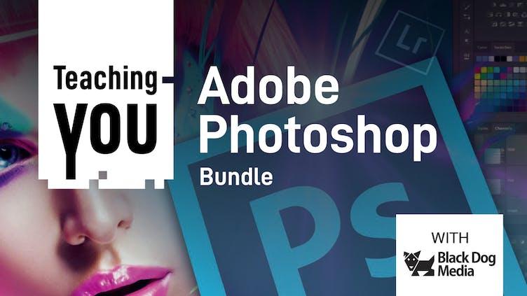 Adobe Photoshop Bundle - 5 key things to learn