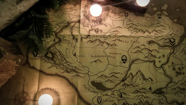 Bethesda teases potential The Elder Scrolls VI location