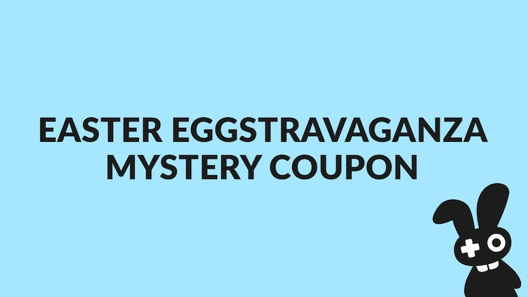 What Mystery Coupons can you find during Easter Eggstravaganza