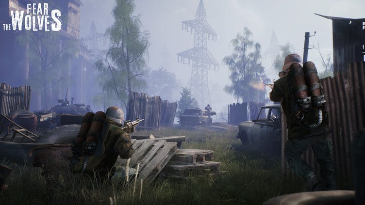 FPS battle royale Fear the Wolves coming to Early Access