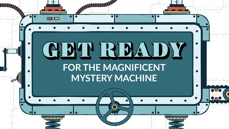 Get ready for The Magnificent Mystery Machine with Fanatical