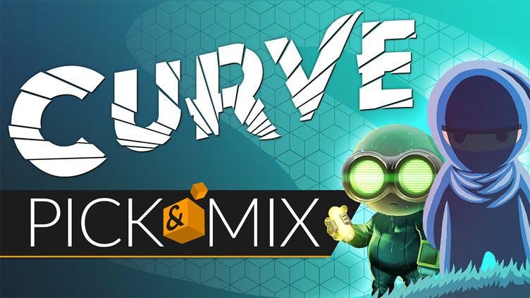 Curve Pick & Mix - Choose your Steam keys