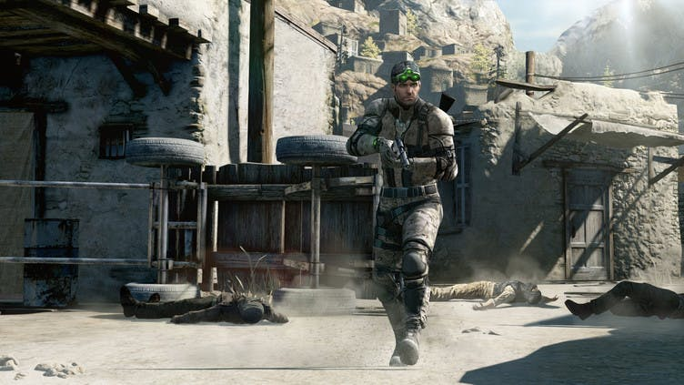 Ubisoft want to 'come back big' with the Splinter Cell franchise